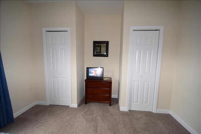 Queen Bedroom TV