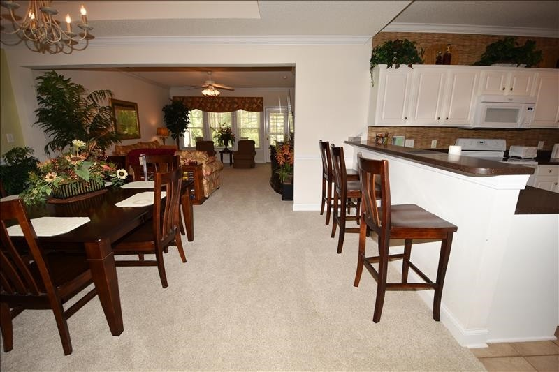 Dining - Living Room