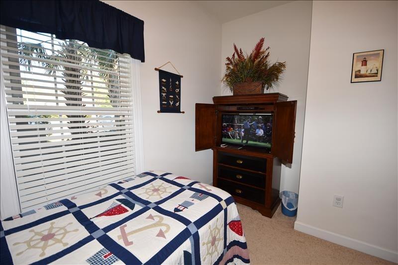 Twin Bedroom TV