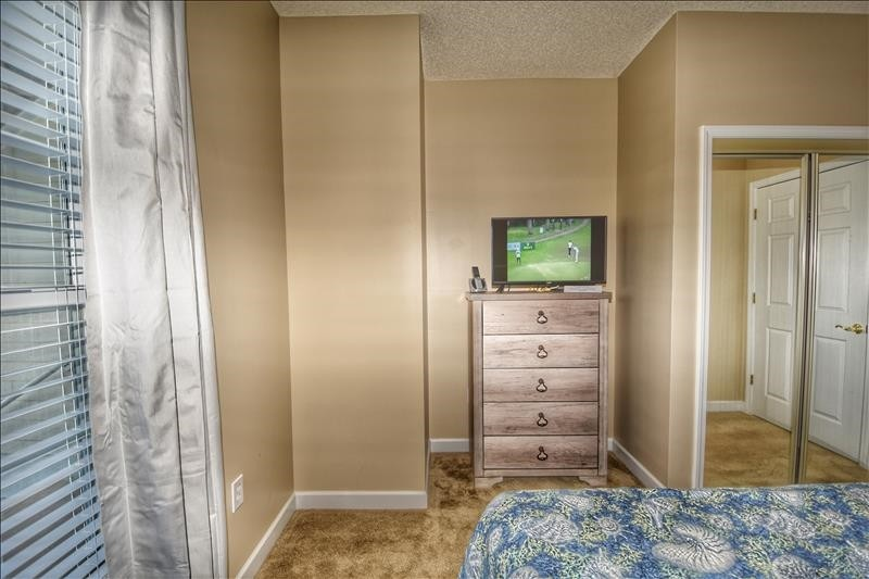 2nd - Queen Bedroom TV
