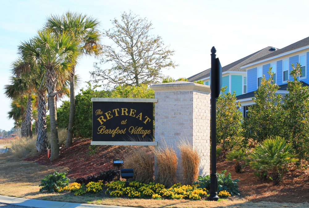 The Retreat at Barefoot Resort in North Myrtle Beach