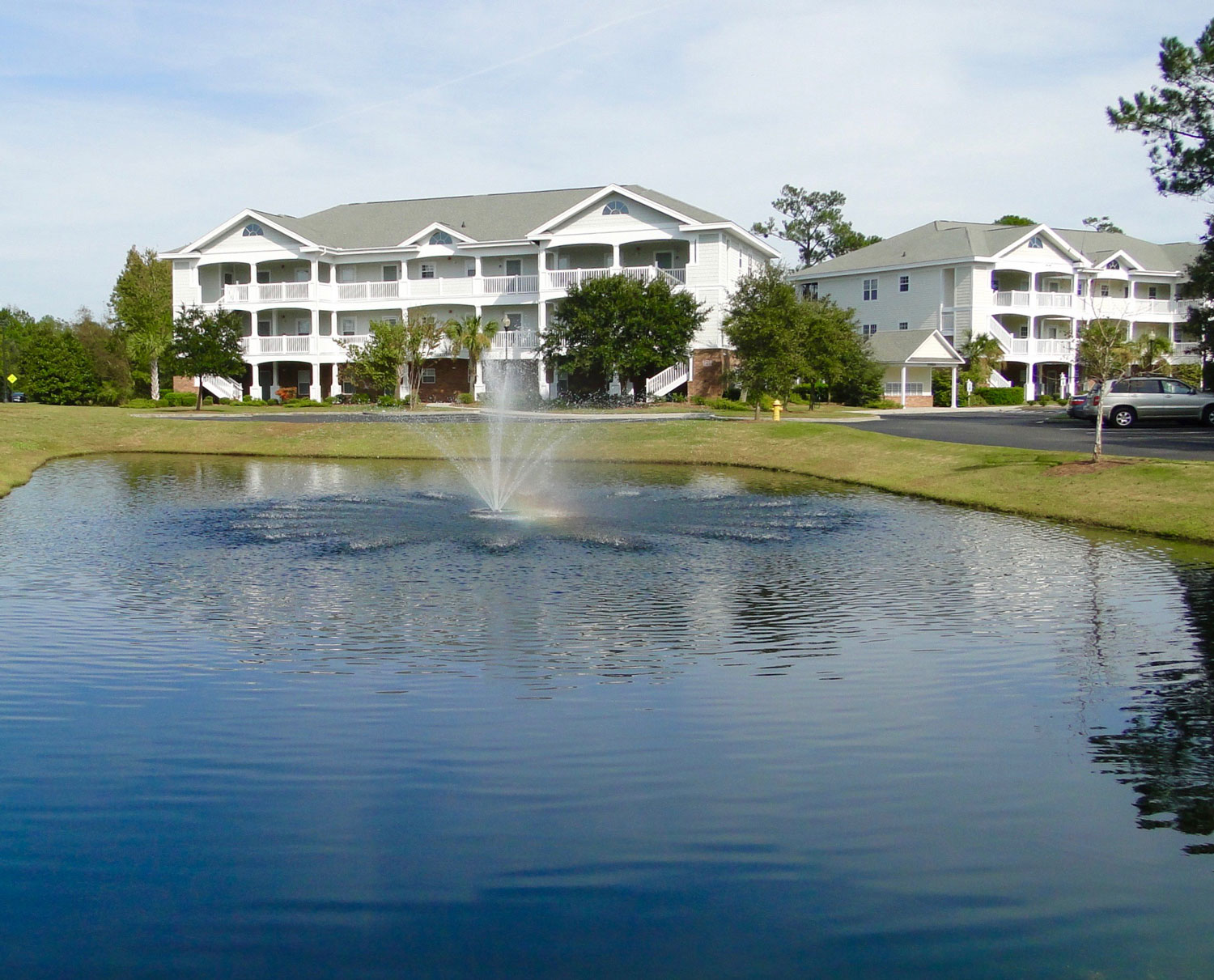 Arbor Trace at Barefoot Resort in North Myrtle Beach