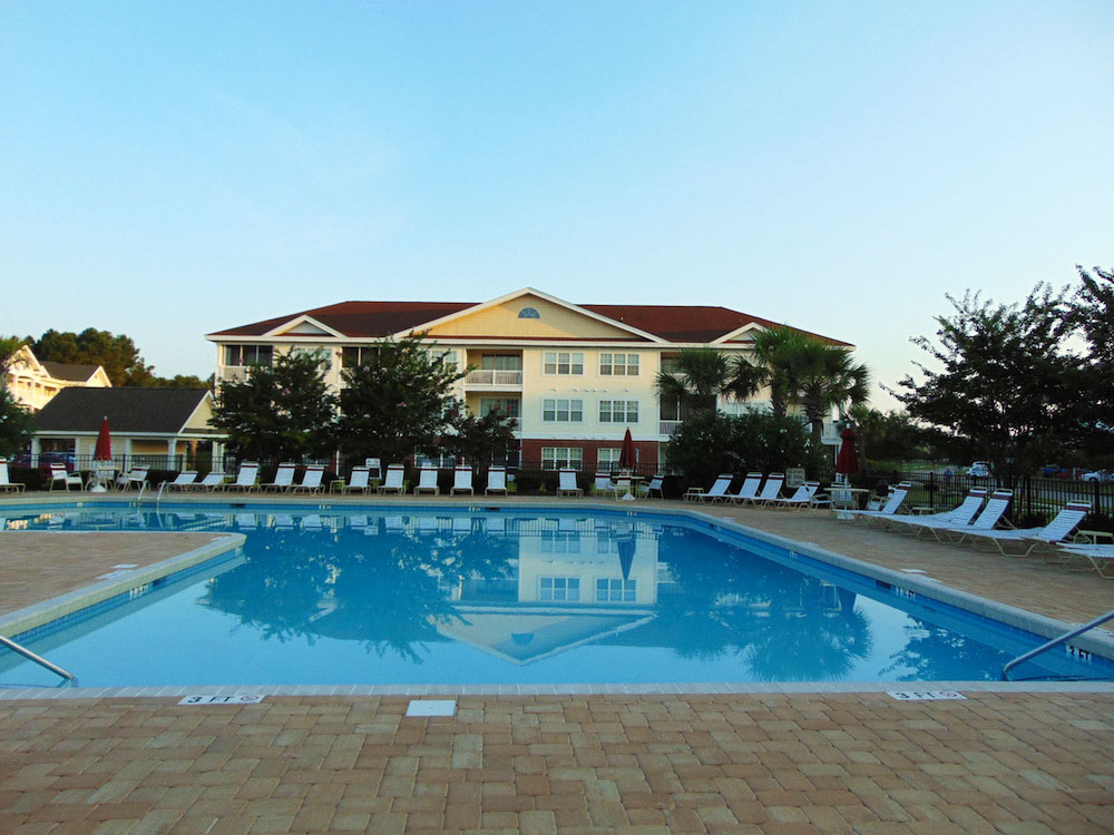 The Havens Resort at Barefoot Resort in North Myrtle Beach